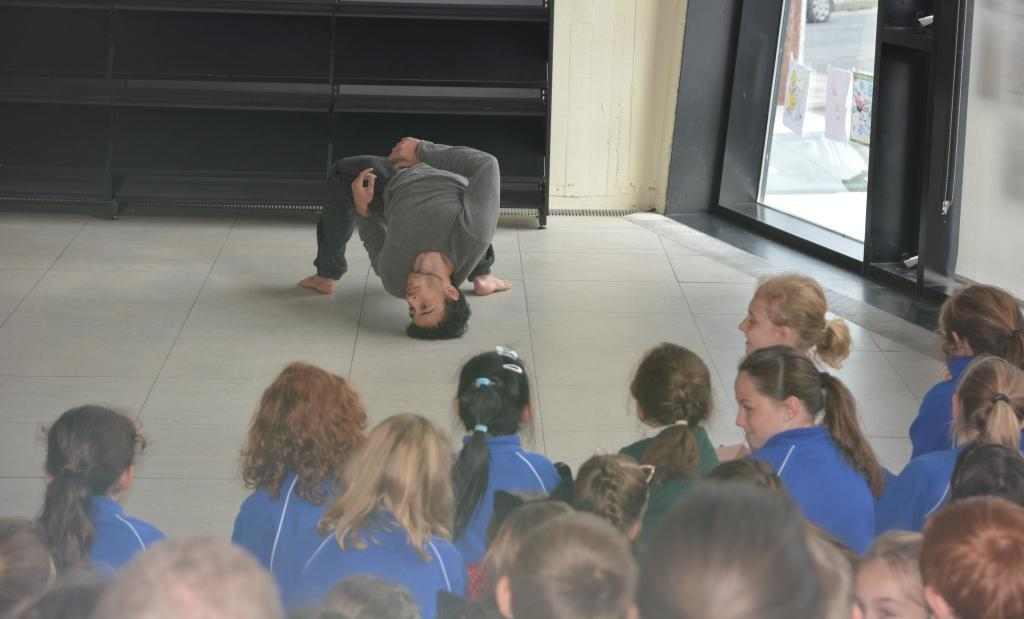 Thurles: Tipperary Dance Platform In The Source Library