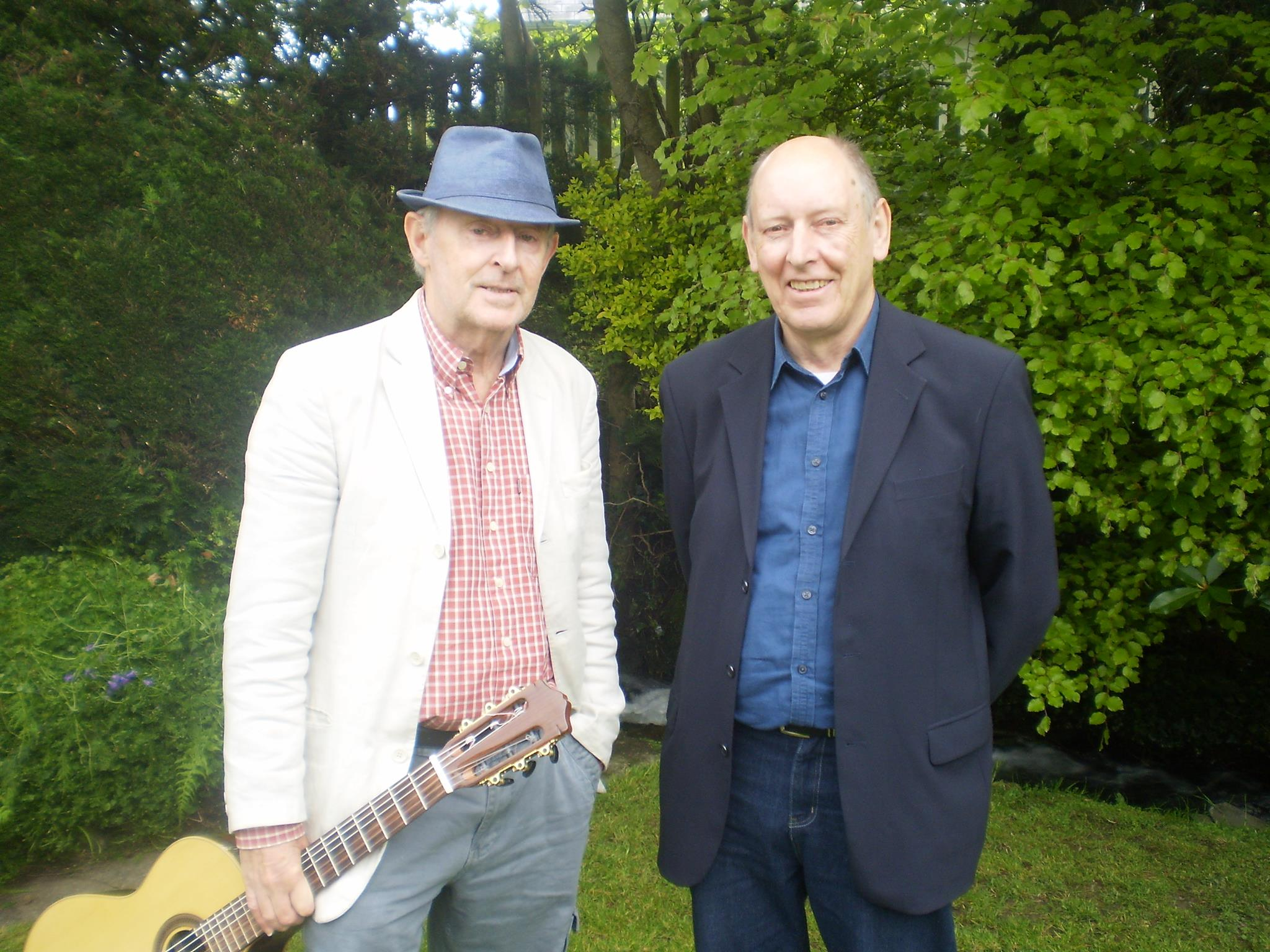 Cashel: An Evening Of Poetry And Music With Mike & Austin Durack