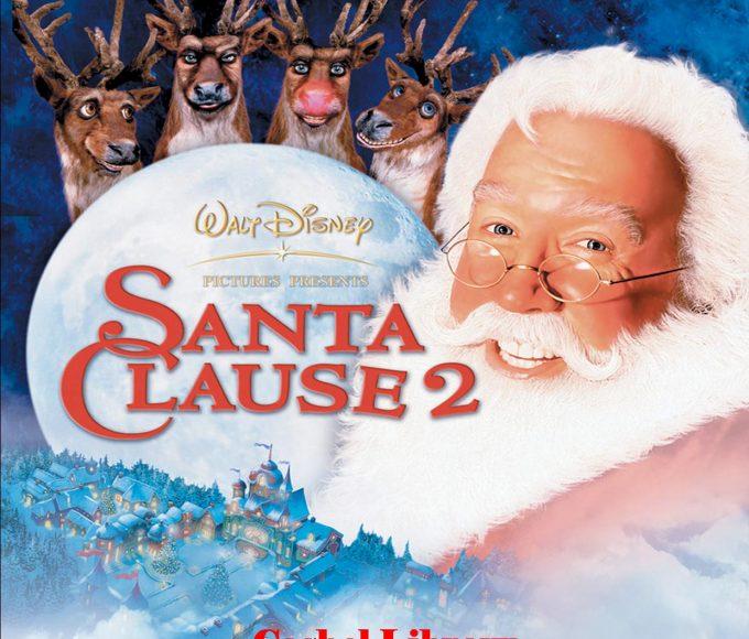 Santa Clause 2 @ Cashel Library