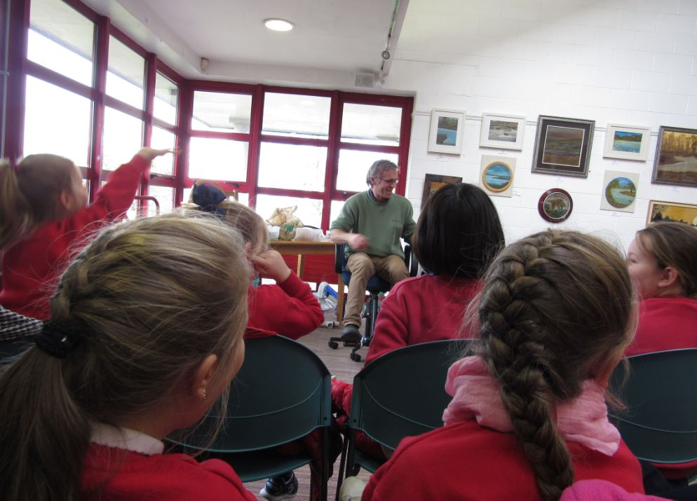 Science Week At Nenagh Library