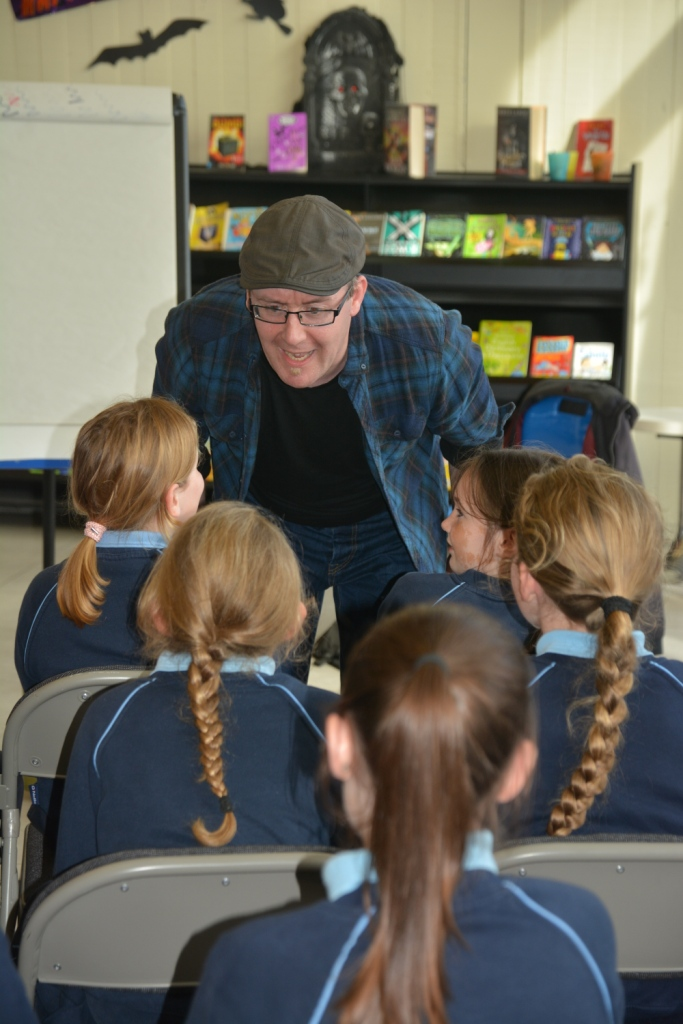 Thurles: Wayne O'Connor Illustrator And Storyteller Childrens Book Festival 2017 Event