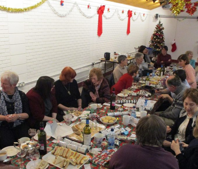 Clonmel Book Club's Christmas Party