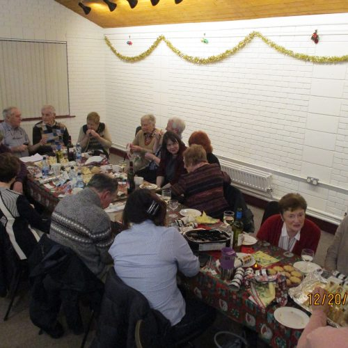 Christmas Book Club Party 2017 C