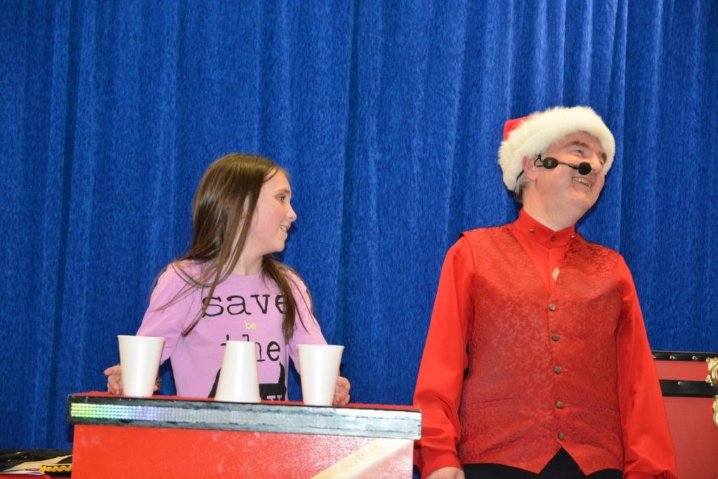 Thurles; Christmas Magic Show