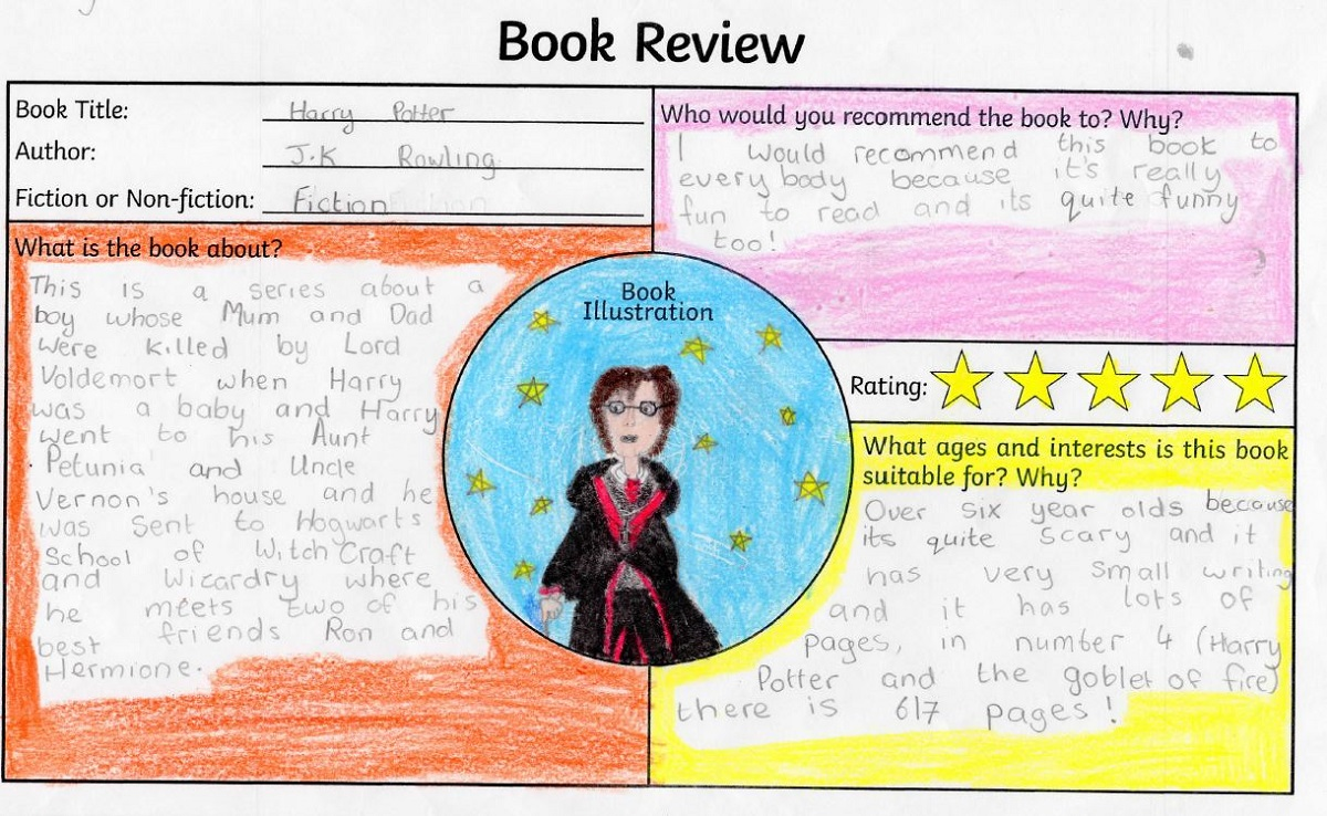 Scoil Mhuire Kilvemnon Book Reviews