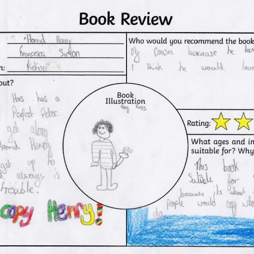 Horrid Henry By Francesca Simon