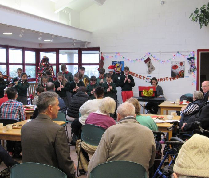 Nenagh Library Coffee Morning