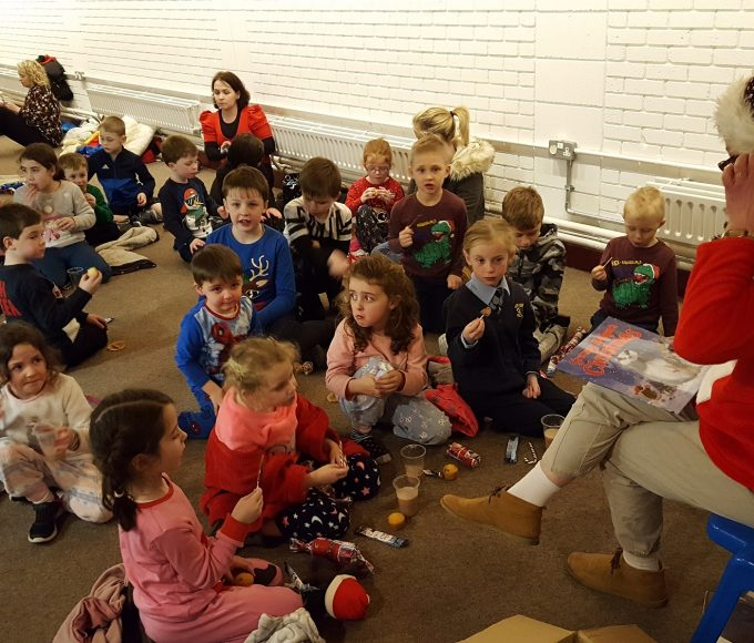 The Polar Express At Clonmel Library