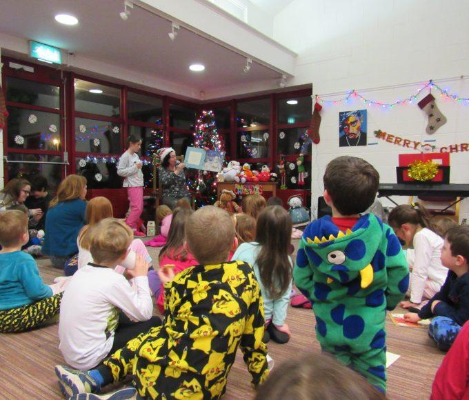 Pyjama Night  In Nenagh Library