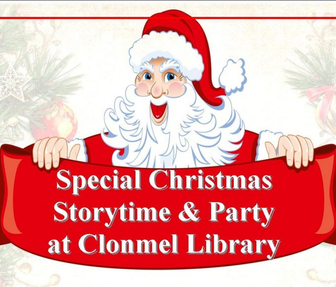 Special Christmas Storytime And Party At Clonmel Library
