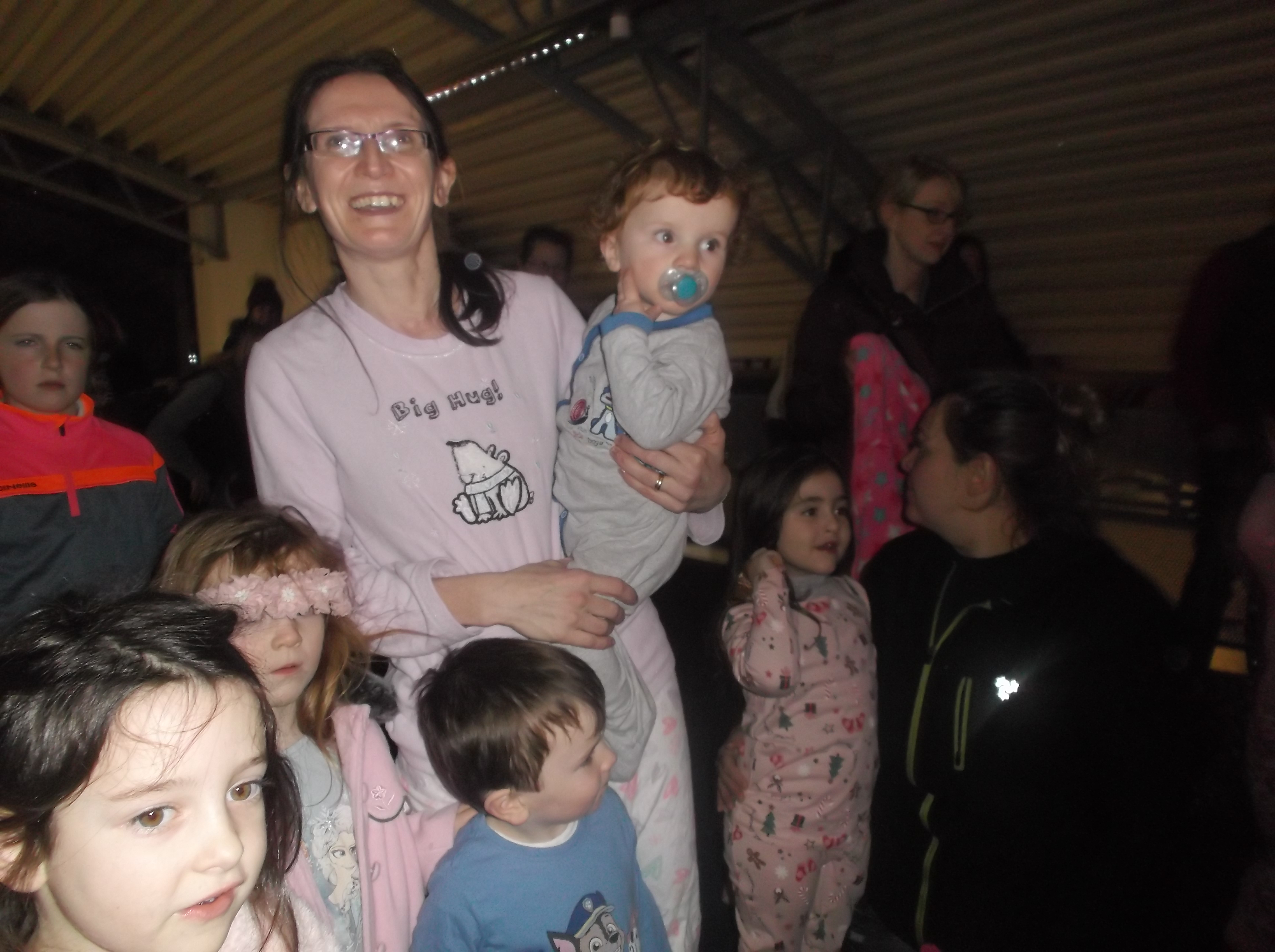 Cashel Christmas Pyjama Party And Storytime!