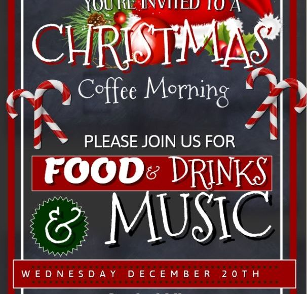Cashel Christmas Coffee Morning And Cookie Exchange