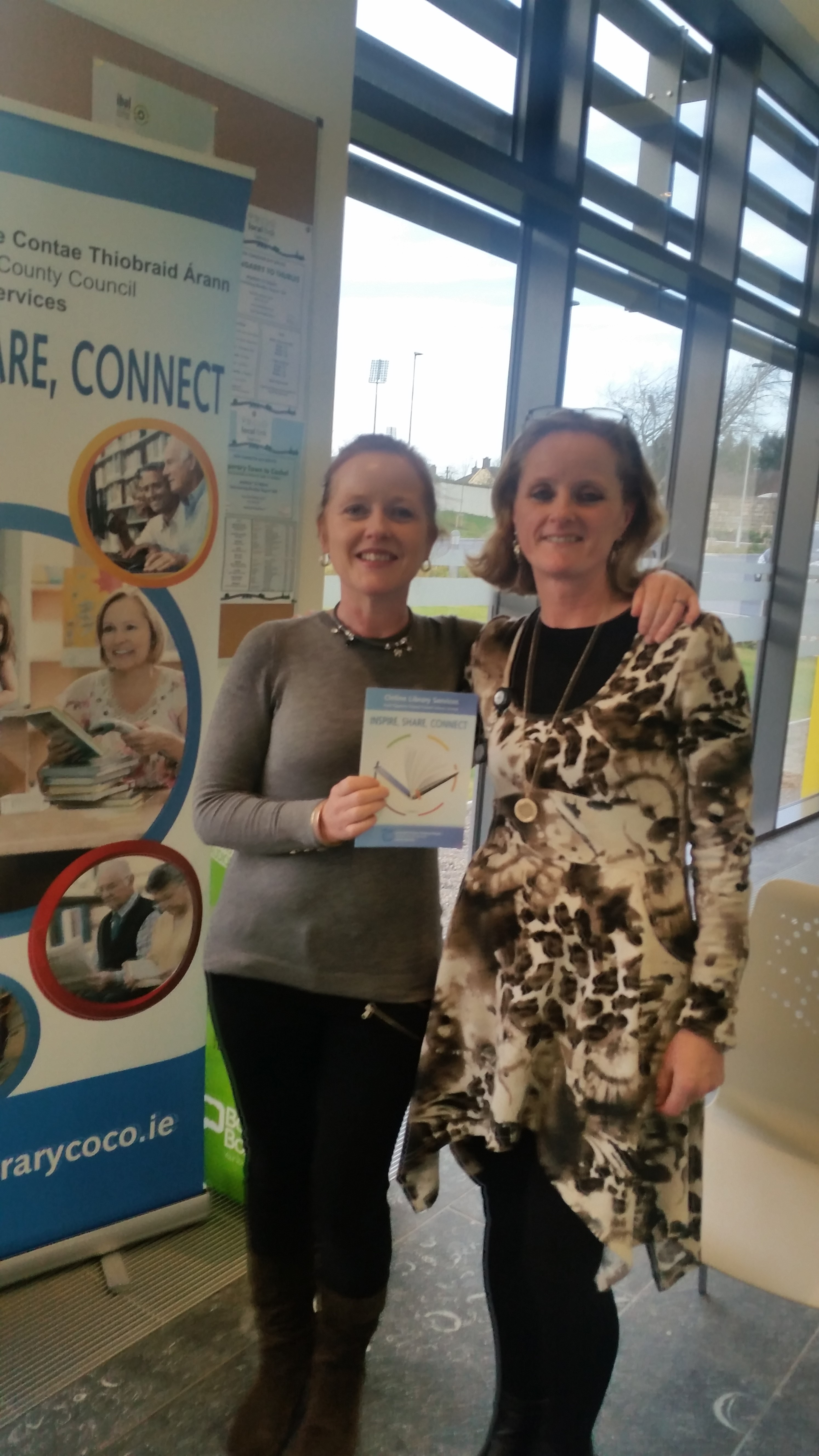Thurles Library: Online Services Week