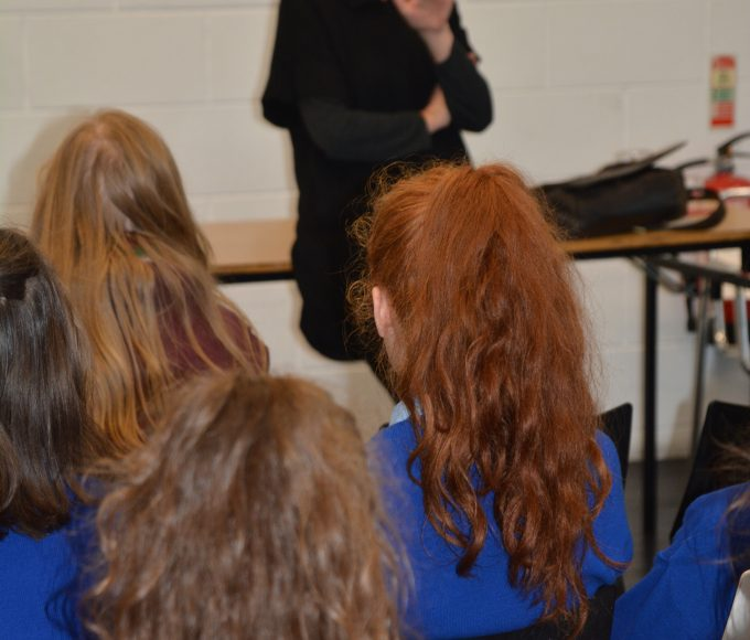 Thurles: Teenage Workshop With Award Winning Author Denise Deegan