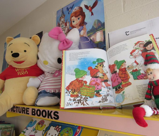 Elf On The Shelf Returns To Nenagh Library