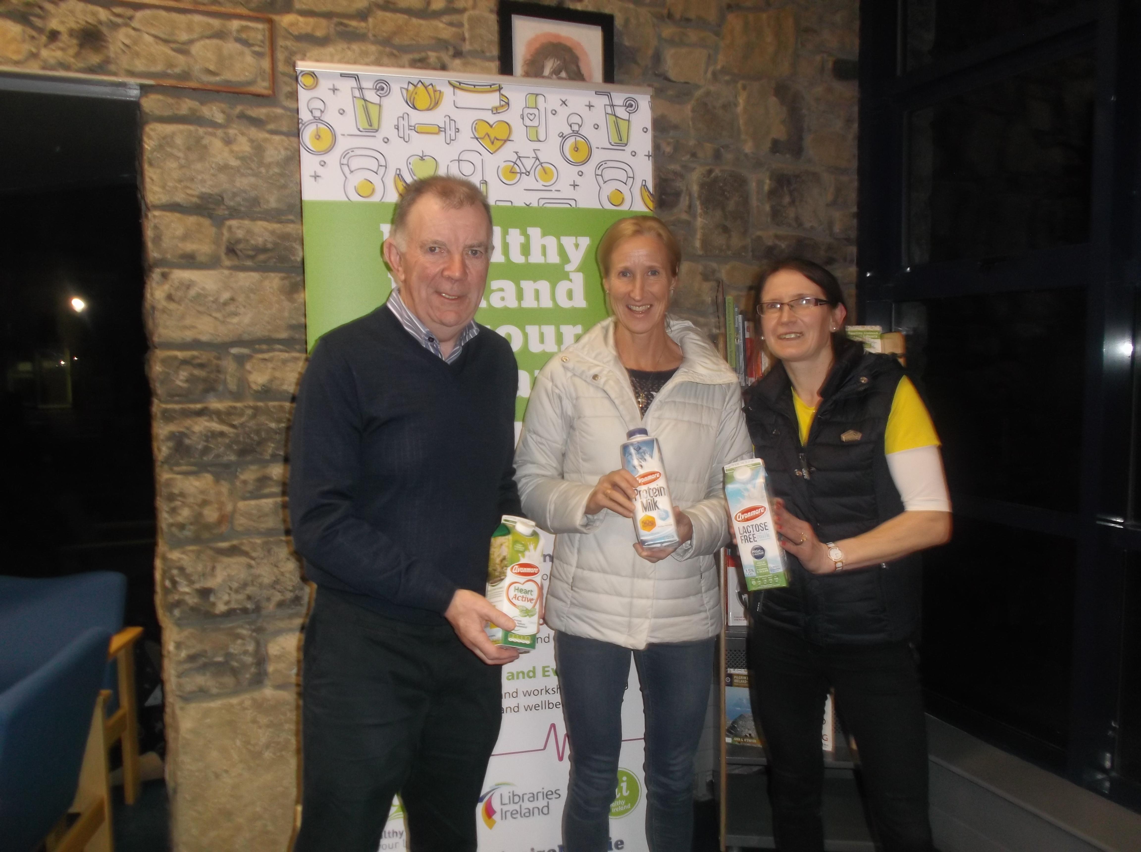 Cashel: Healthy Ireland with Catherina McKiernan
