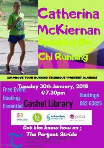 Healthy Ireland- Catherina Mckiernan