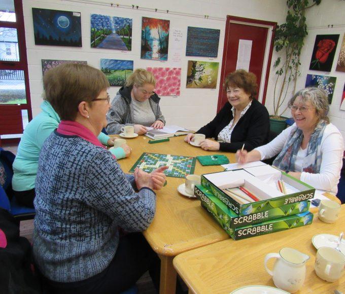 Nenagh Library Scrabble Club