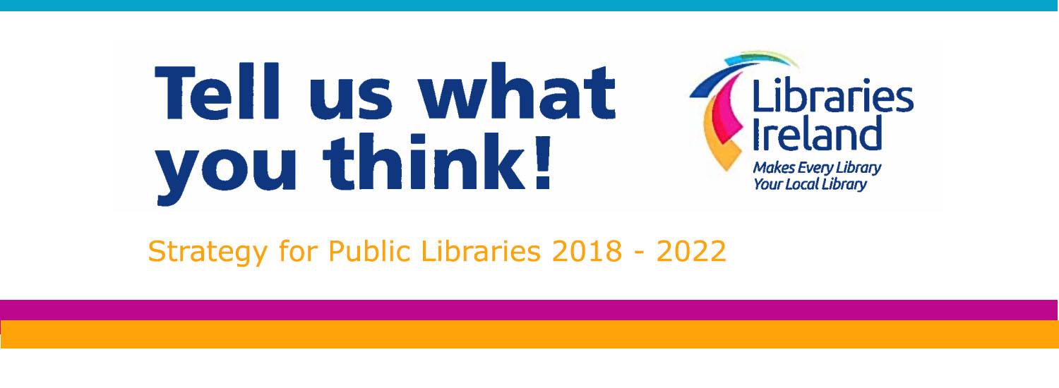 Strategy For Public Libraries 2018-2022