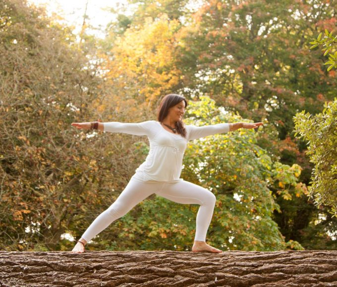 Healthy Ireland  In Borrisokane Library Tomorrow With Ana Alves Smyth Doing Yoga