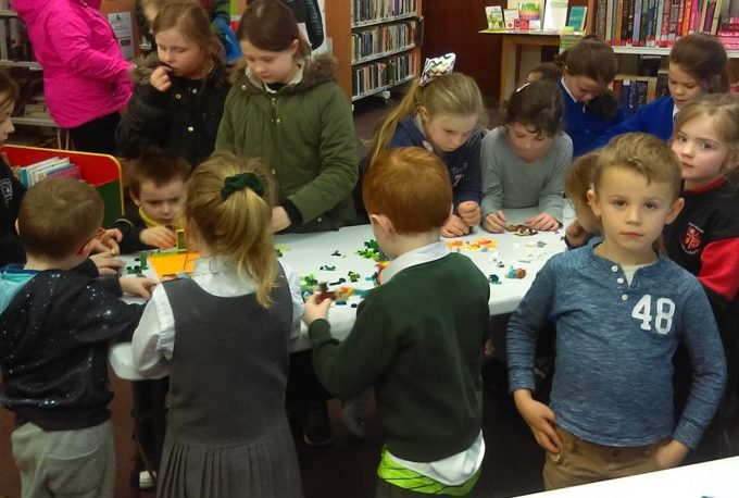 Borrisokane's Lego Group