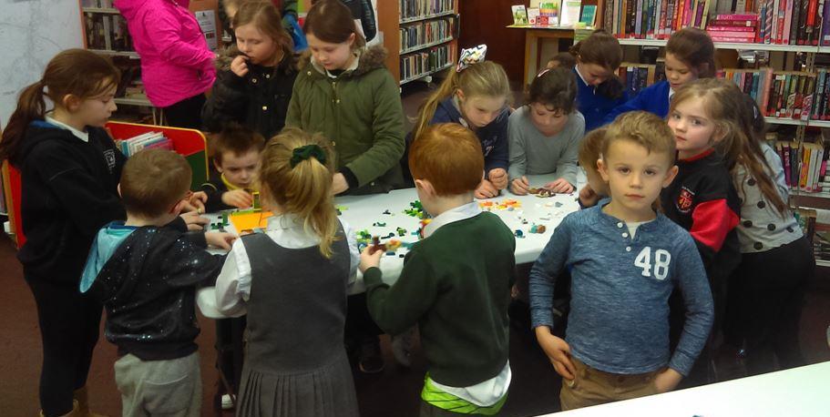 Borrisokane's Lego Group