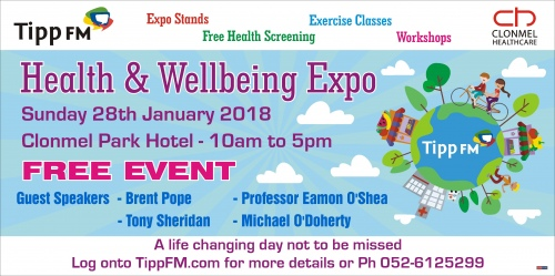 Tipperary Health And Wellbeing Expo: Tipperary Libraries