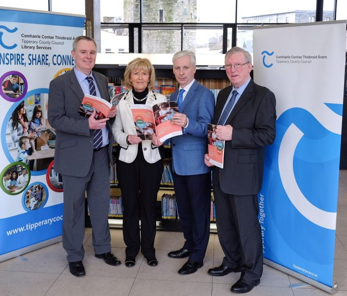 Launch Of Tipperary County Council Library Service: Development Plan 2017-2022