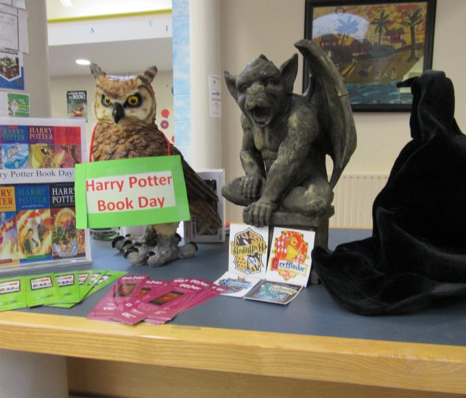 Harry Potter Book Day In Nenagh Library