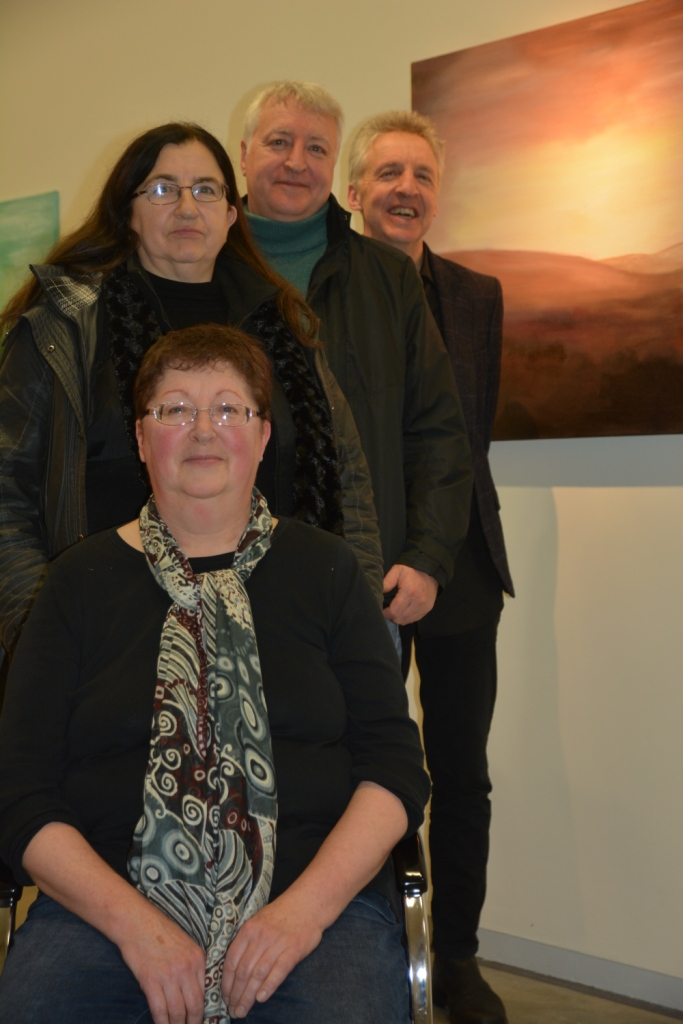 Thurles Library Summits And Horizons Exhibition