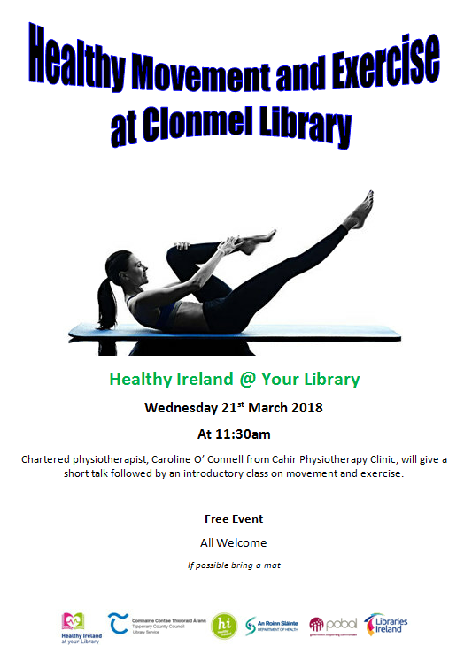 Healthy Movement and Exercise at Clonmel