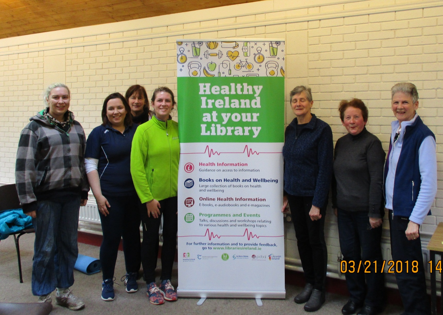 Introduction To Pilates At Clonmel Library
