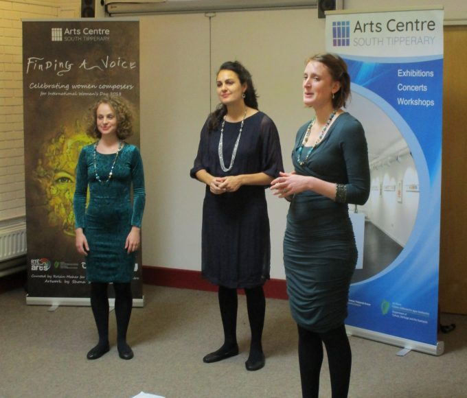 Finding A Voice At Clonmel Library