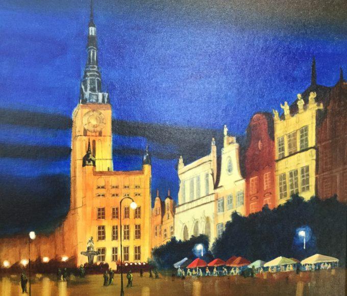 Cashel: Oil Paintings By Jan Wawryka