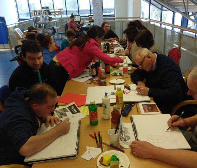 Growing Imaginations At Cashel Library