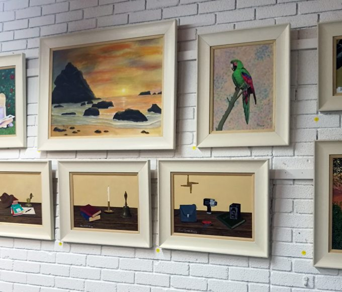 As I Like It…Art Exhibition In Roscrea Library