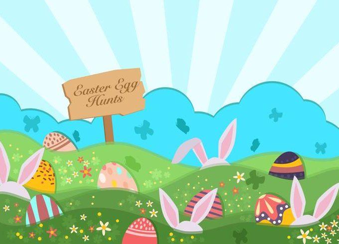 Cashel Easter Egg Hunters!