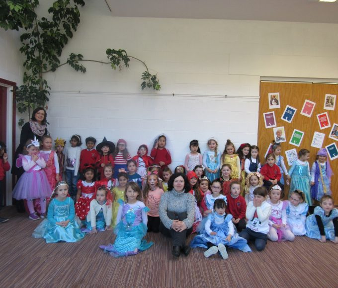 Nenagh Library Celebrates World Book Day