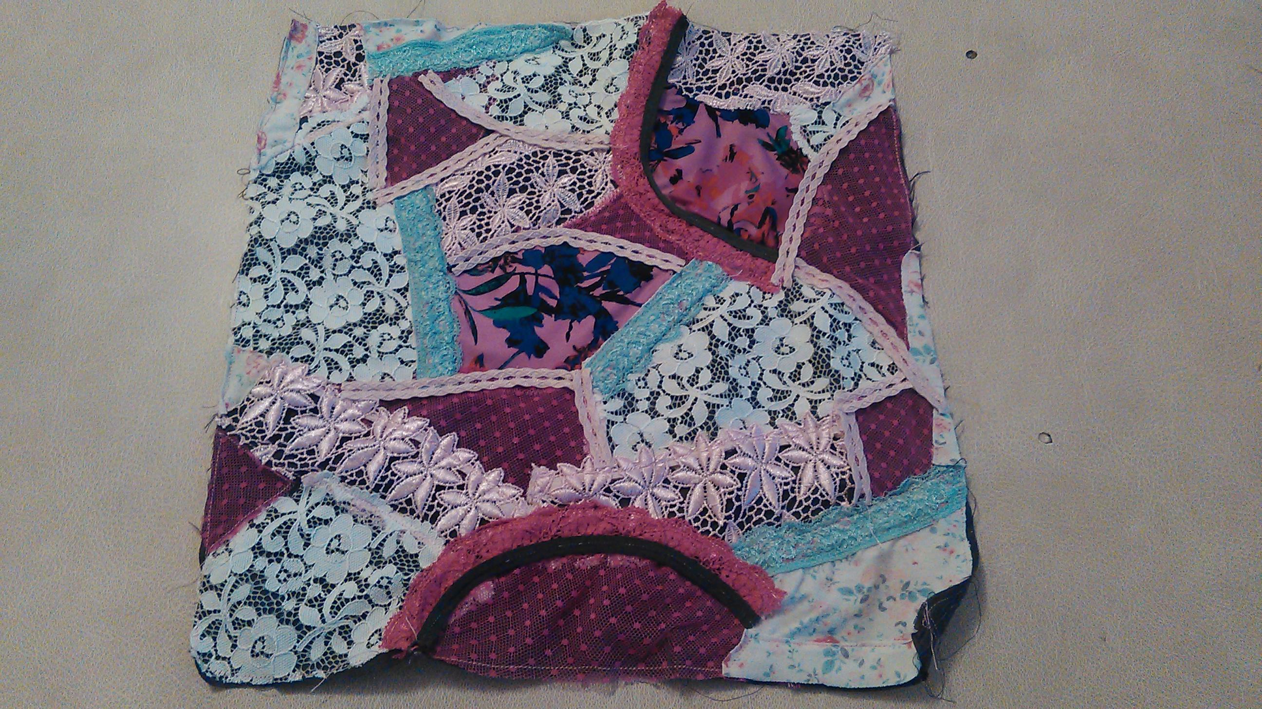 Close To My Heart: Quilting Project At Clonmel Library