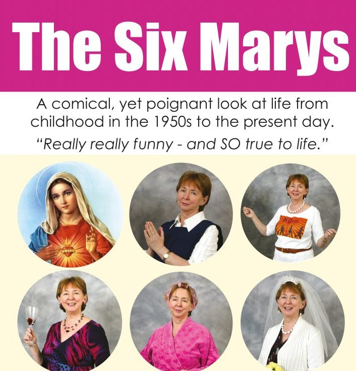 'The Six Marys' At Clonmel Library