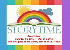 Storytime may 18