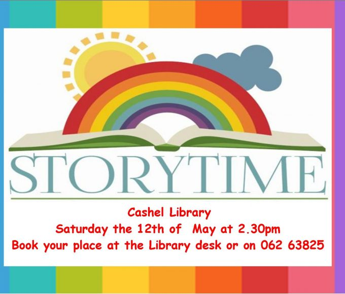 Storytime In Cashel Library