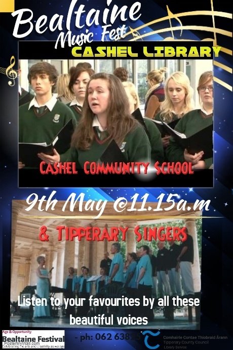 Cashel: The Tipperary Singers And Cashel Community School Choi