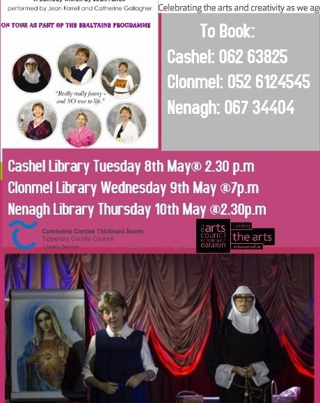 """The Six Mary's"" In Cashel Library"