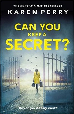 Can You Keep a Secret?; Karen Perry
