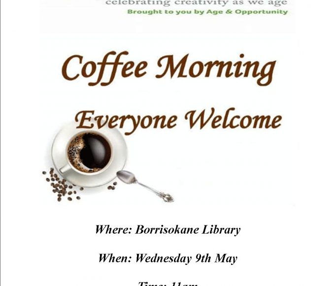 Coffee Morning In Borrisokane