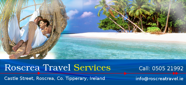 Talk By Trudi O'Leary From Roscrea Travel On Senior Travel.