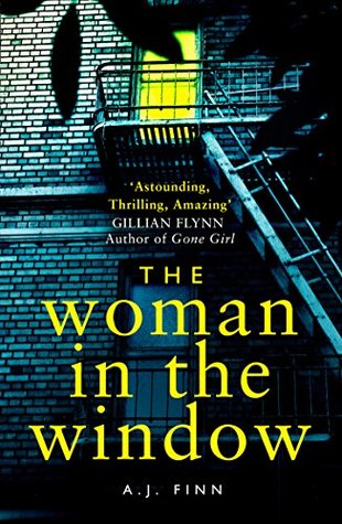 The Woman in the Window ; A.J. Finn