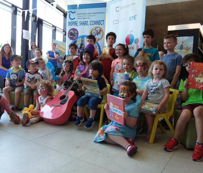 Thurles Library Fun Day A Picture Is Worth A Thousand Words!