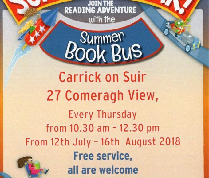 Bookbus In Carrick On Suir